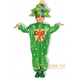 Costum Pom Craciun 6 - 8 ani