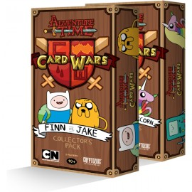 Joc de carti Adventure Time Wars: Finn vs Jake