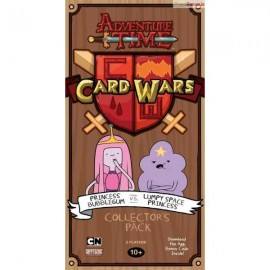 Joc de carti Adventure Time Wars: Princess Bubblegum vs Lumpy Space Princess