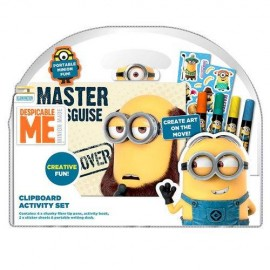 Clipboard set creativ MINIONS