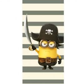 Prosop de plaja MINIONS - colectia Minions Pirate