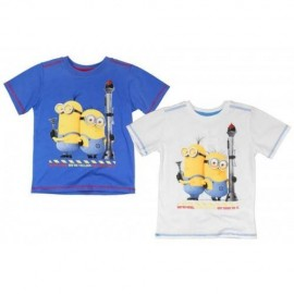 Tricou pentru copii MINIONS - We Are Ready Collection