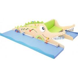 Colt de joaca Crocodil Senzorial
