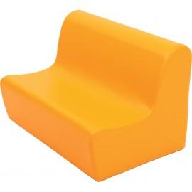 Imagine indisponibila pentru Canapea spuma - marimea 0 - portocalie