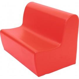 Imagine indisponibila pentru Canapea spuma - marimea 1 - rosie