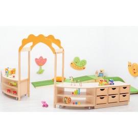 Set mobilier copii 52 - Flexi