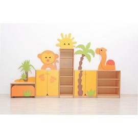Set mobilier copii Safari