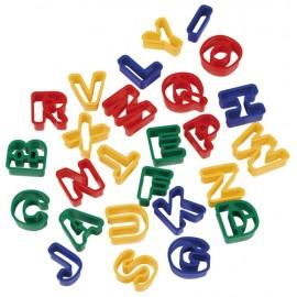 Set 26 sabloane modelaj litere