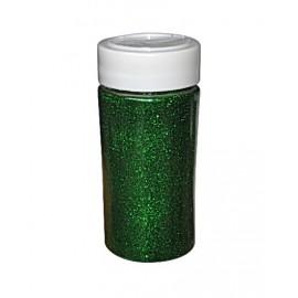 Sclipici verde 250 gr