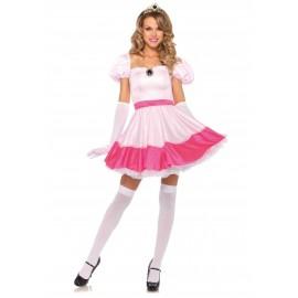 Costum printesa roz Marime S