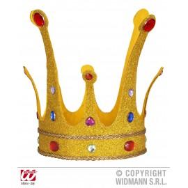 Coroana glitter maxi