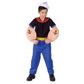 Costum Popeye copil 7 ani