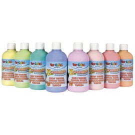 Guasa pastel 500 ml set de 8
