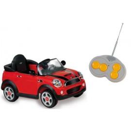 Biemme - Masinuta electrica Mini Cooper cu telecomanda