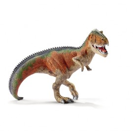 Figurina dinozaur  giganotosaurus. orange  14543