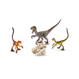 Figurina schleich velociraptor vanand 42259