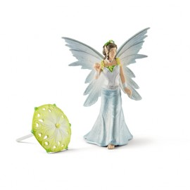 Figurina schleich eyela in tinuta festiva stand 70506