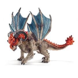 Figurina schleich dragon berbec eldrador 70511e