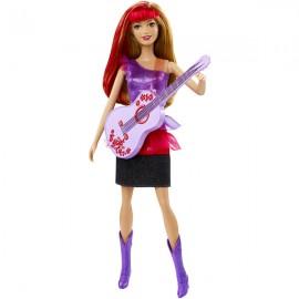 Papusa Barbie Rock N Royals - Pop Stars