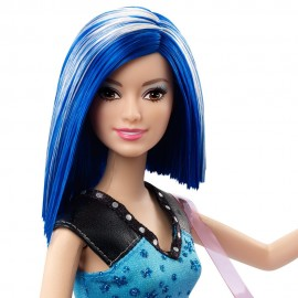 Papusa Barbie Rock N Royals - Pop Stars ZIA