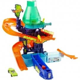 Hot Wheels Set Color Shifters Science Lab