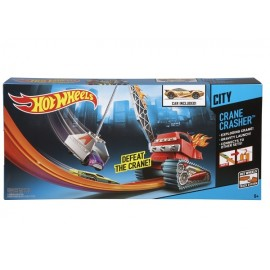 Hot Wheels - Set Piste Craniac