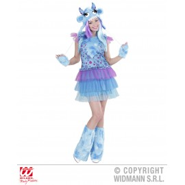 Costum monstrulet albastru Marime S