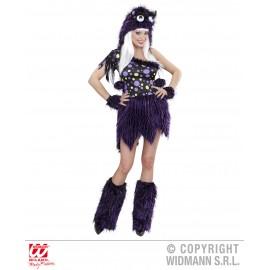 Costum Monstrulet Mov - Marime S