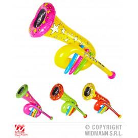 Saxofon gonflabil clown