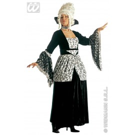 Costum Contesa Marchiza Noptii - Marime S