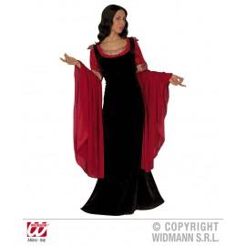Costum Printesa Medievala Marime S