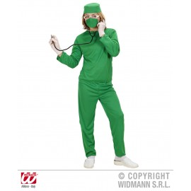 Costum chirurg - marimea 128 cm
