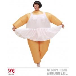 Costum Gonflabil Balerina