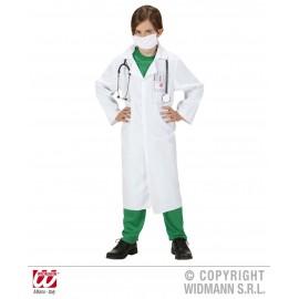 Costum doctor - marimea 128 cm