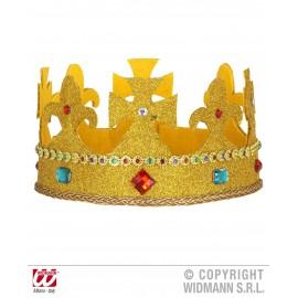 Coroana rege - glitter