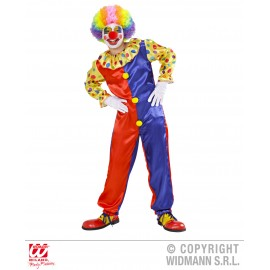 Costum clown - marimea 128 cm