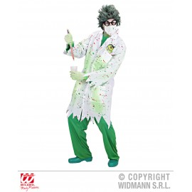 Costum Doctor Toxic - Marime M