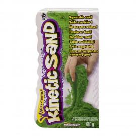 Nisip Kinetic Verde Neon 680 G - Kinetic Sand imagine