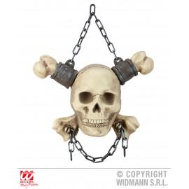 Decor schelet 28 cm