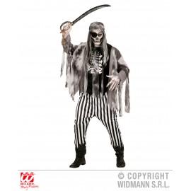 Costum Pirat Schelet Marime L