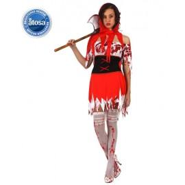 Costum scufita zombie