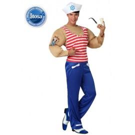 Costum marinar - marimea 140 cm
