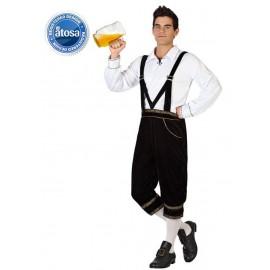 Costum bavarez - marimea 140 cm