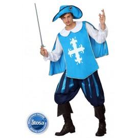 Costum muschetar - marimea 158 cm