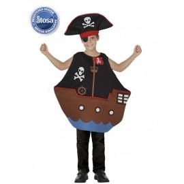 Costum nava pirat - marimea 128 cm