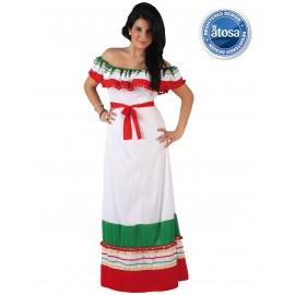 Costum mexican - marimea 128 cm