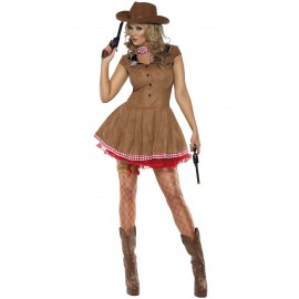 Costum fever cowgirl