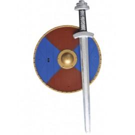 Set arme medieval