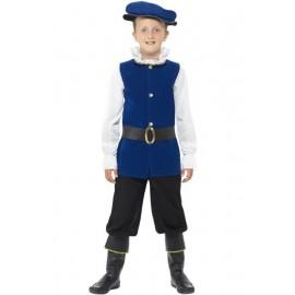 Costum medieval Tudor