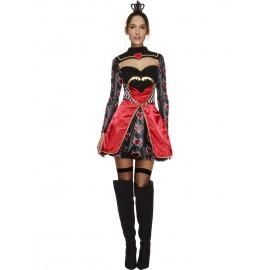 Costum fever regina inimii Marime S